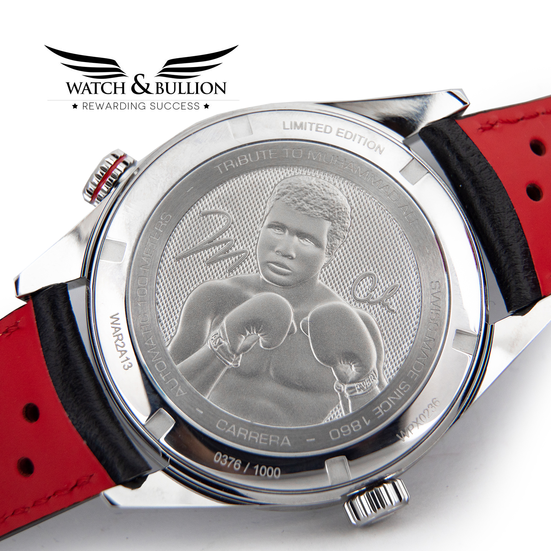 TAG Heuer Carrera Muhammad Ali Limited Edition