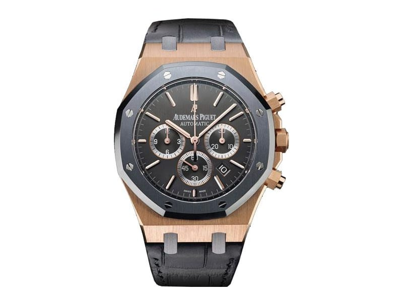 Audemars Piguet Royal Oak Leo Messi Rose Gold Ltd Edition