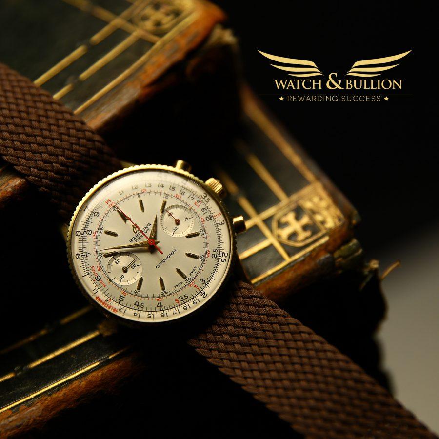 Breitling Chronomat 808 Vintage Chronograph