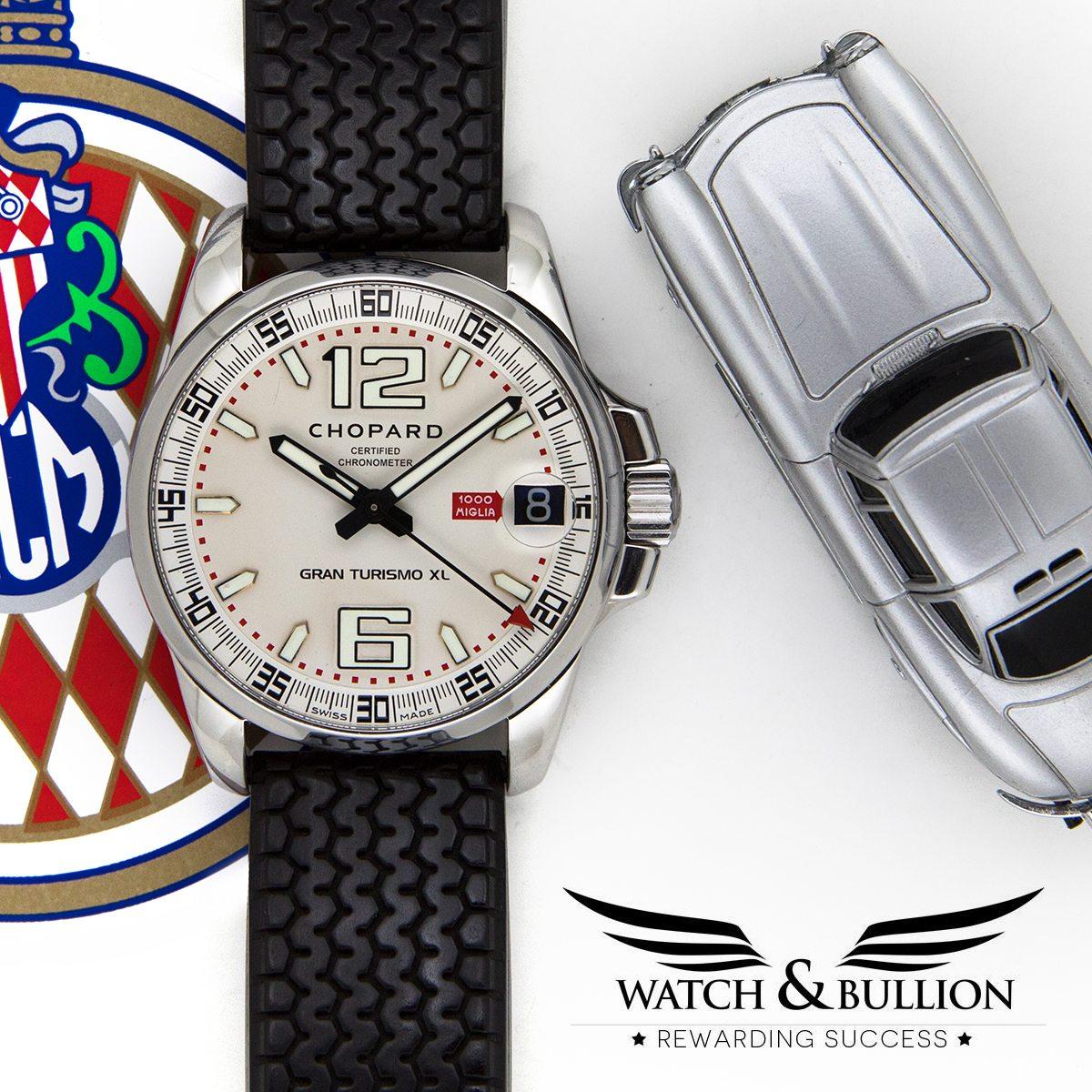 Chopard Mille Miglia GT XL Gran Turismo 16/8458 Limited Edition