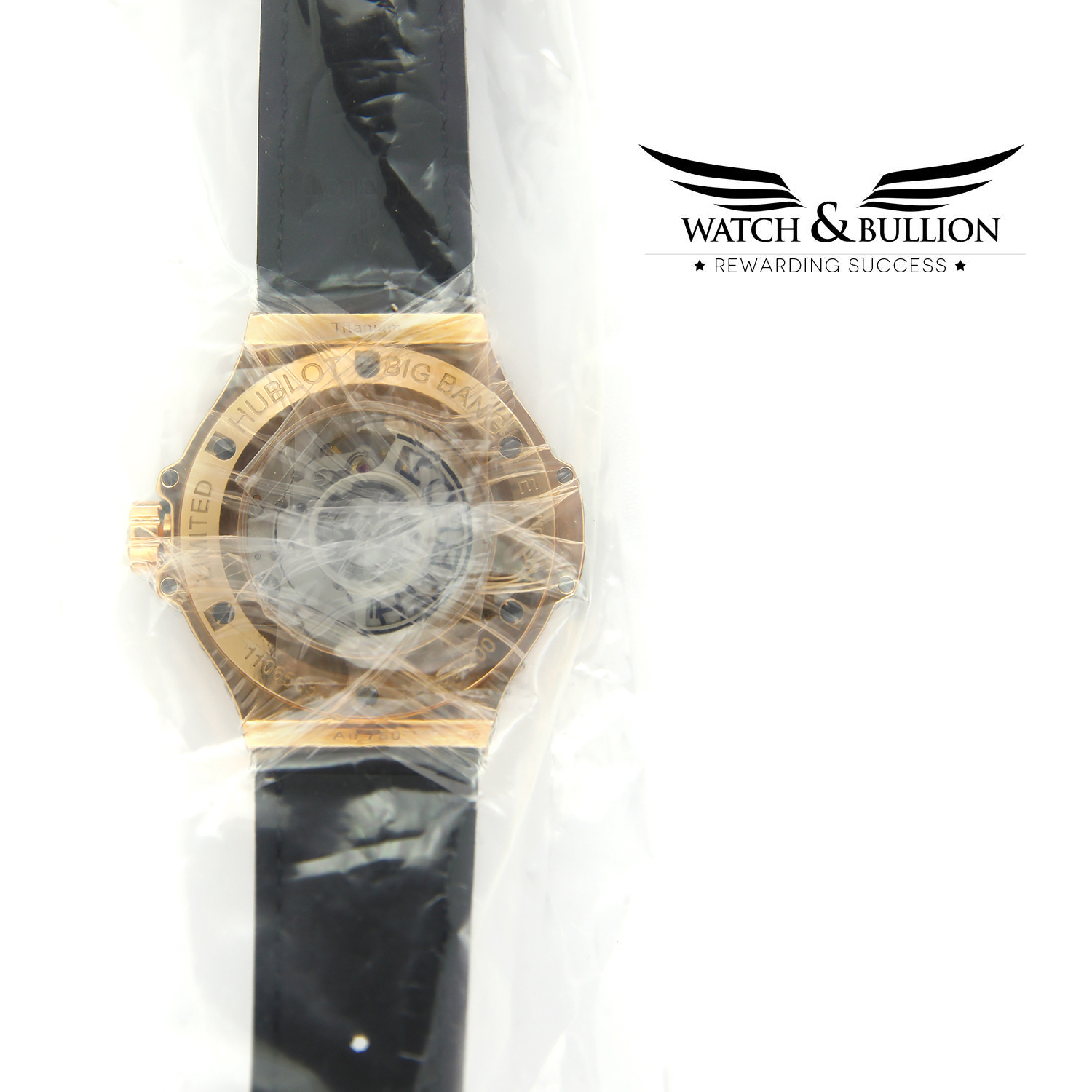 Hublot Big Bang Broderie Sugar Skull Gold 343.PS.6599.NR.1201