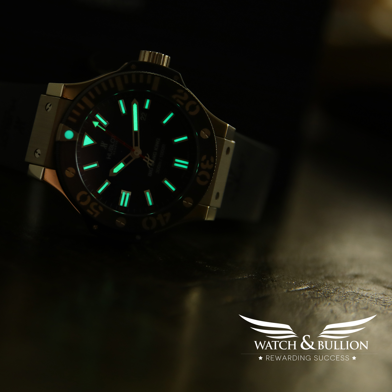 Hublot Big Bang King 322.LM.100.RX Palladium