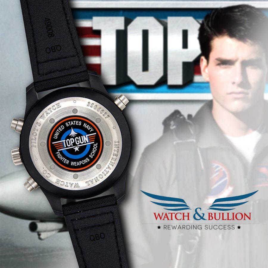 IWC Pilot's Double Chronograph Top Gun Edition