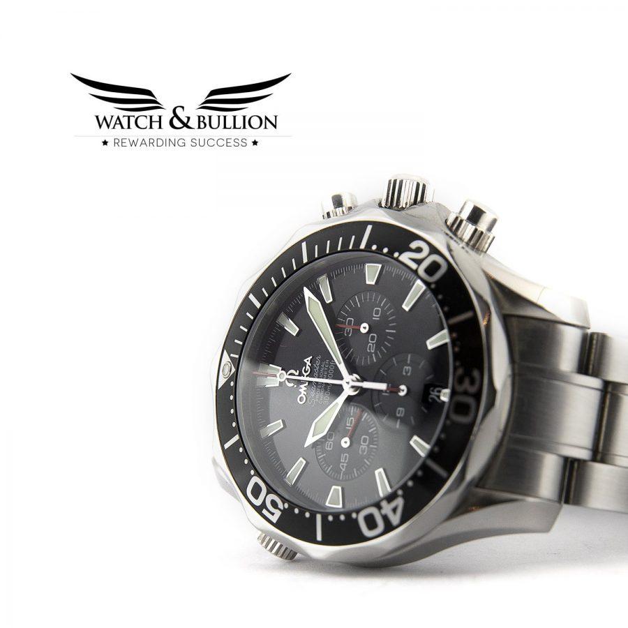 Omega Seamaster 300m Chrono Diver