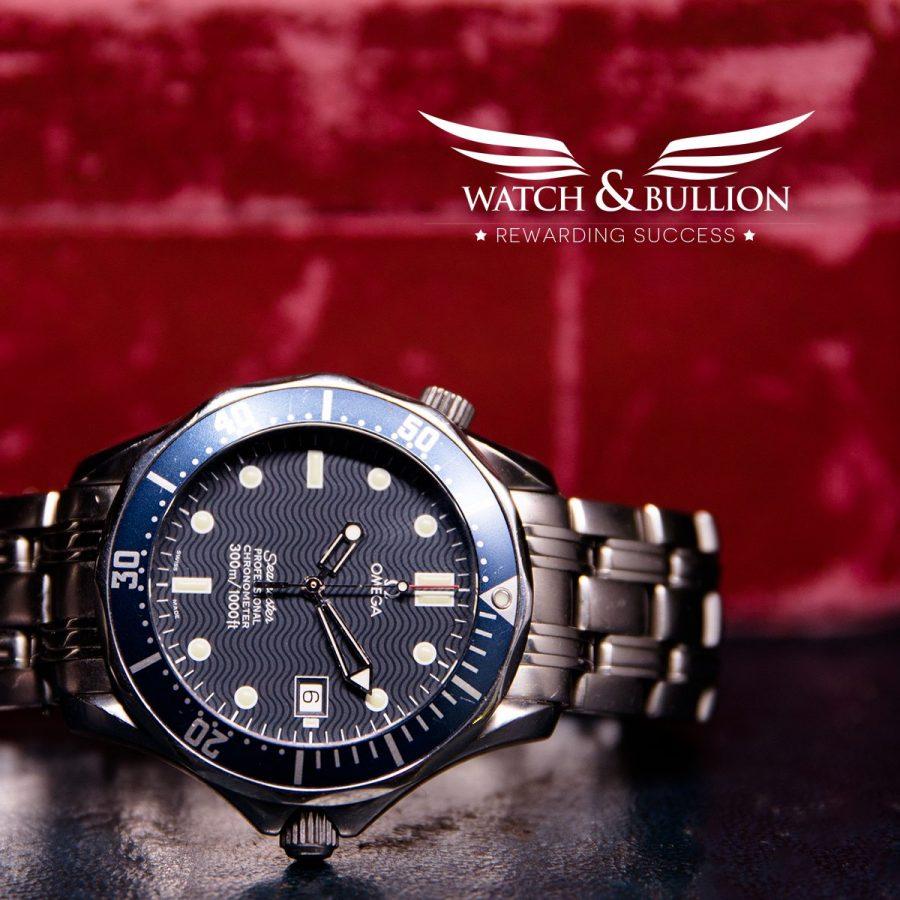 Omega Seamaster Professional Diver 300 M