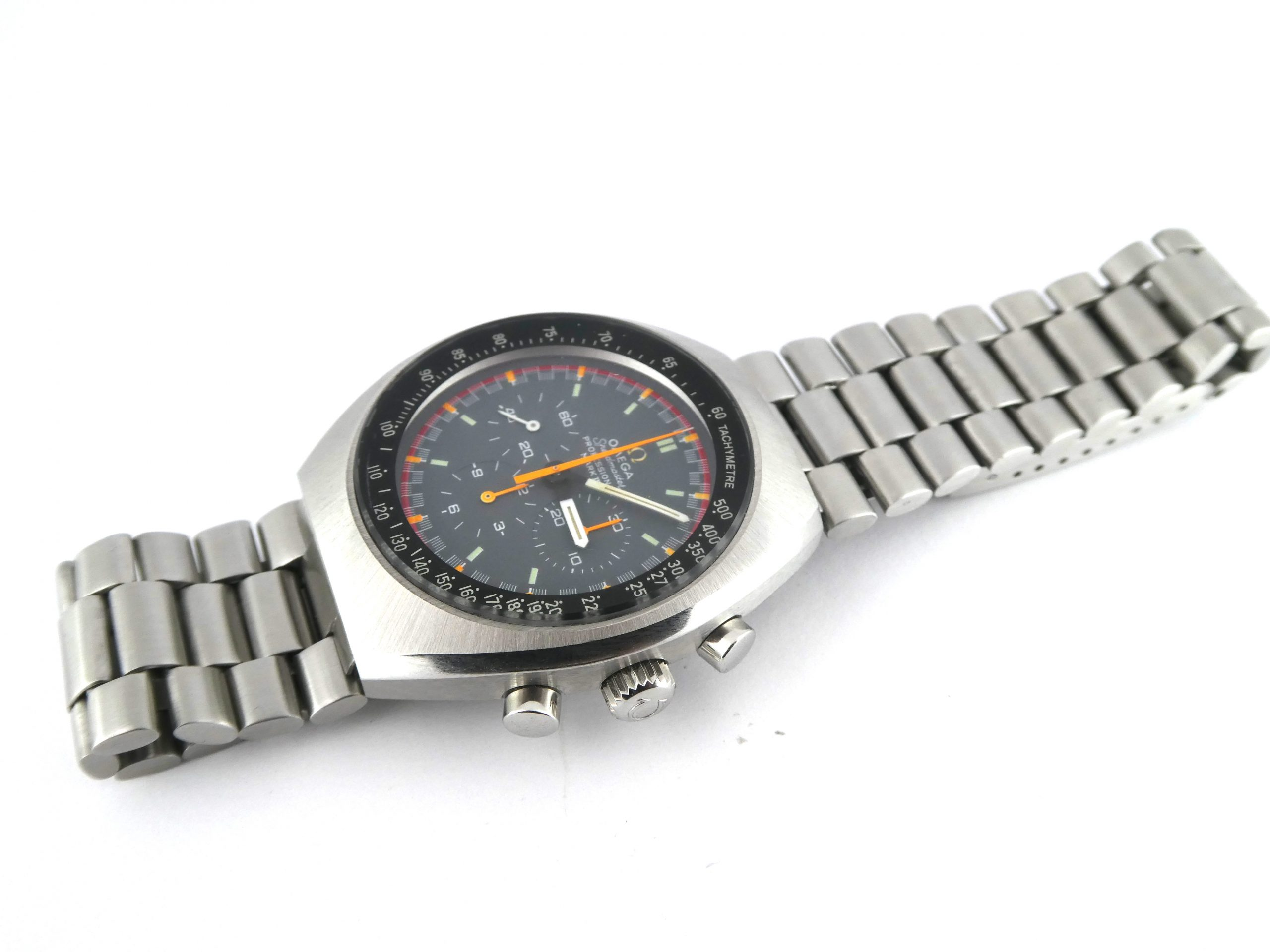 Omega Speedmaster Mark II Rare Exotic Racing Dial
