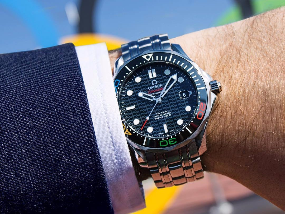 omega seamaster alternatives