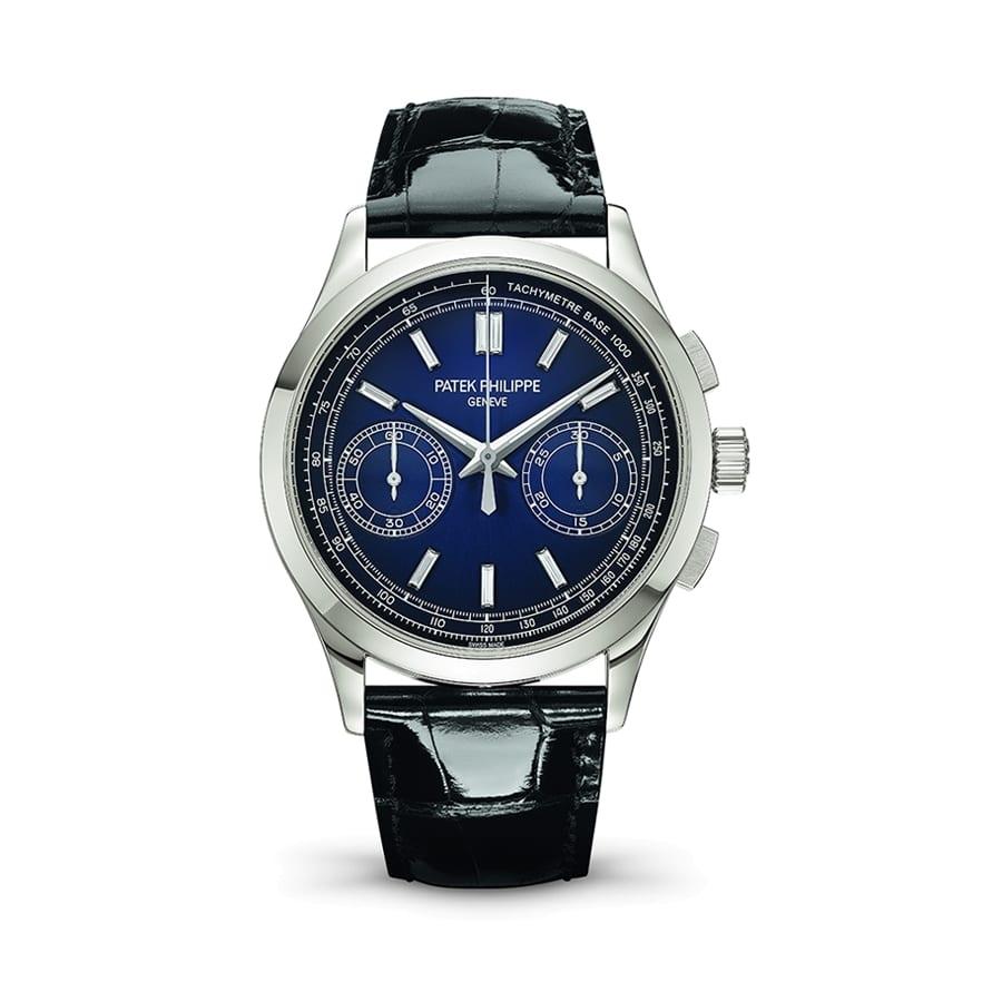 Patek Philippe Chronograph Blue Dial 5170P-001