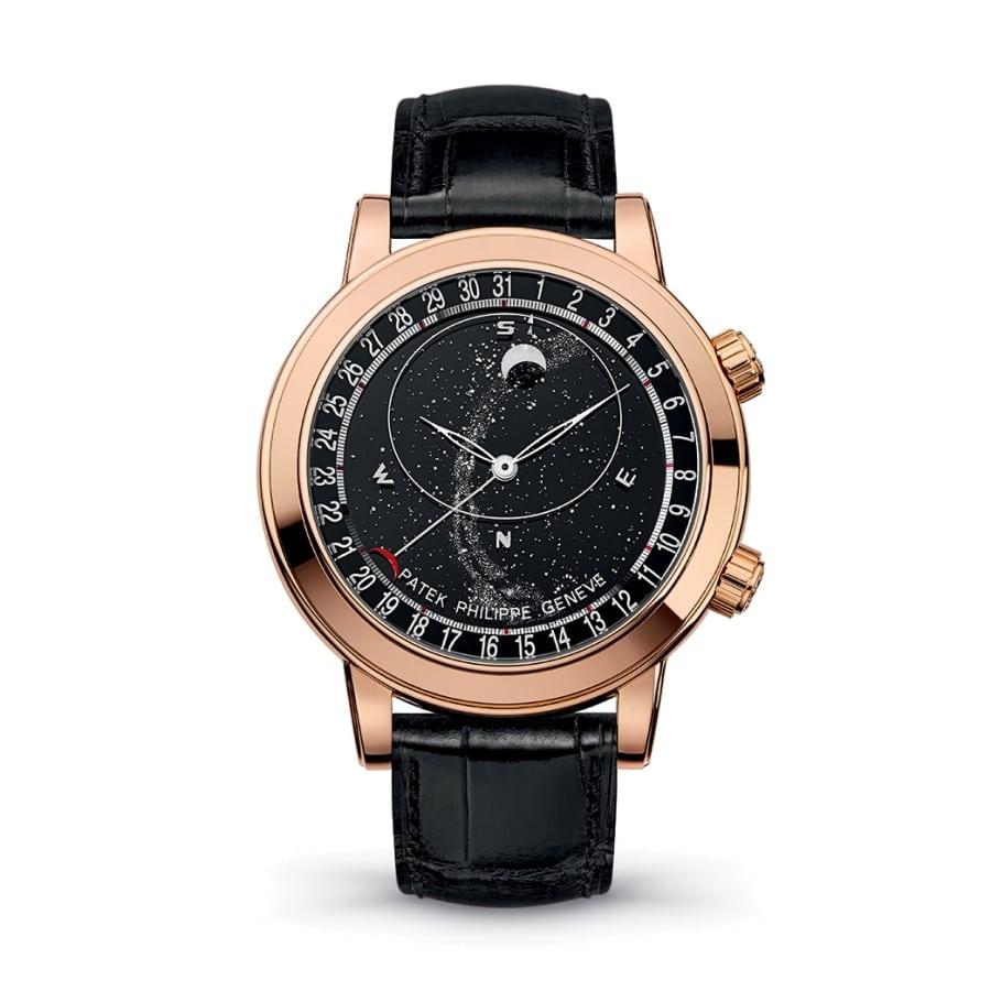 Patek Philippe 6102R-001 Celestial Rose Gold Grand Complications