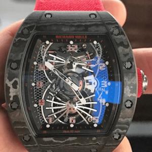 Richard Mille RM 022 Tourbillon Aerodyne Dual Time Black Carbon