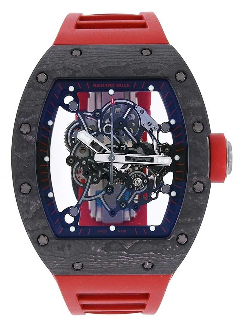 Richard Mille RM 55 Bubba Watson Dark Legend