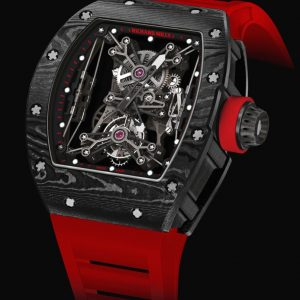 Richard Mille RM50-27-01 Suspended Tourbillon special edition