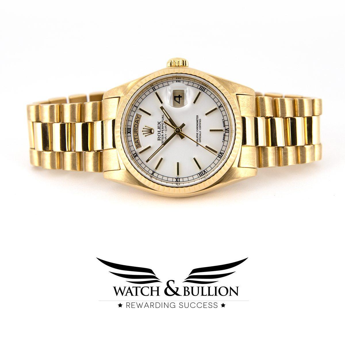 Rolex Day-Date President