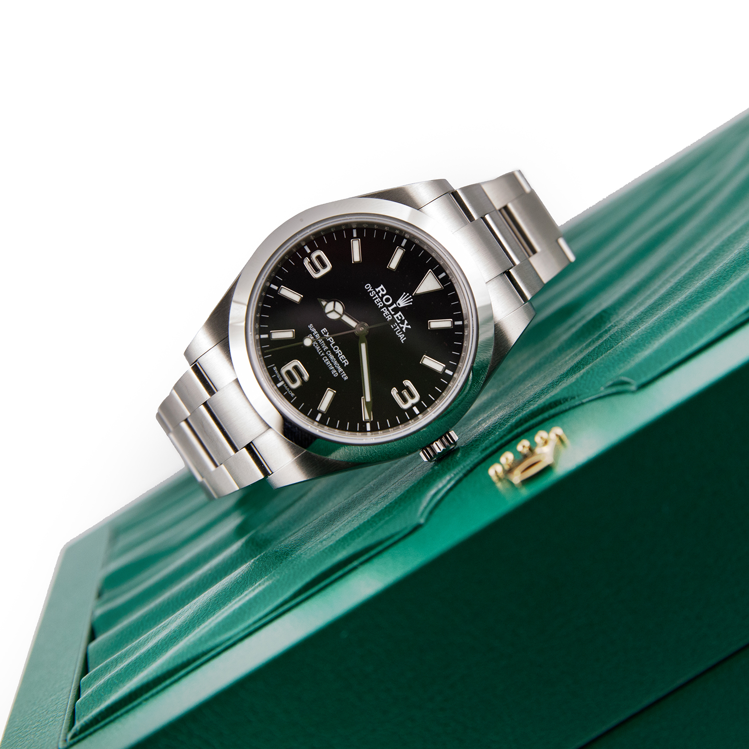Rolex Oyster Perpetual Explorer 39mm 2020