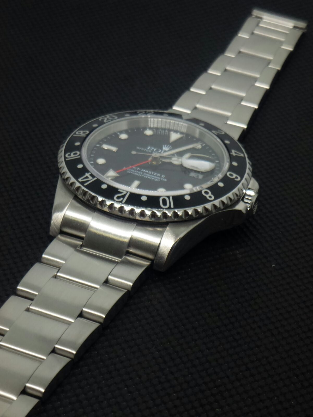 Rolex GMT-Master II 16710T No Holes