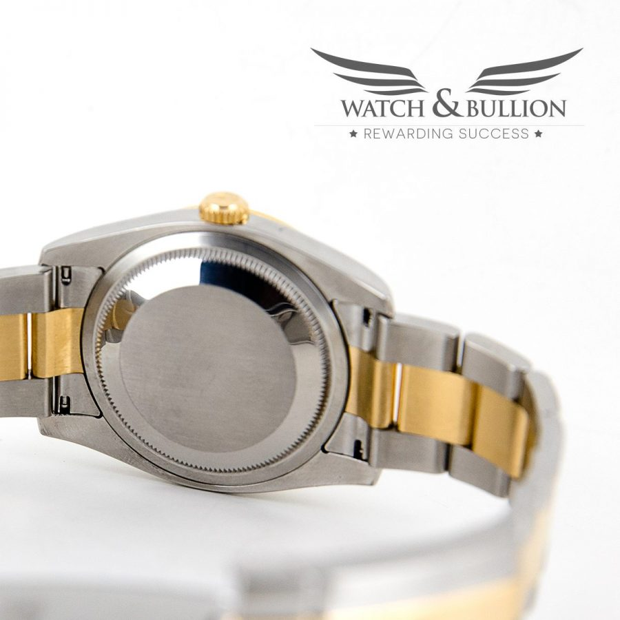 Rolex Datejust Turn O Graph steel and gold