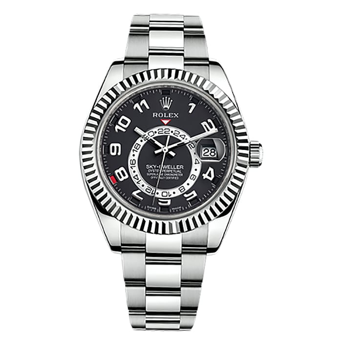 Rolex Sky-Dweller White Gold 326939