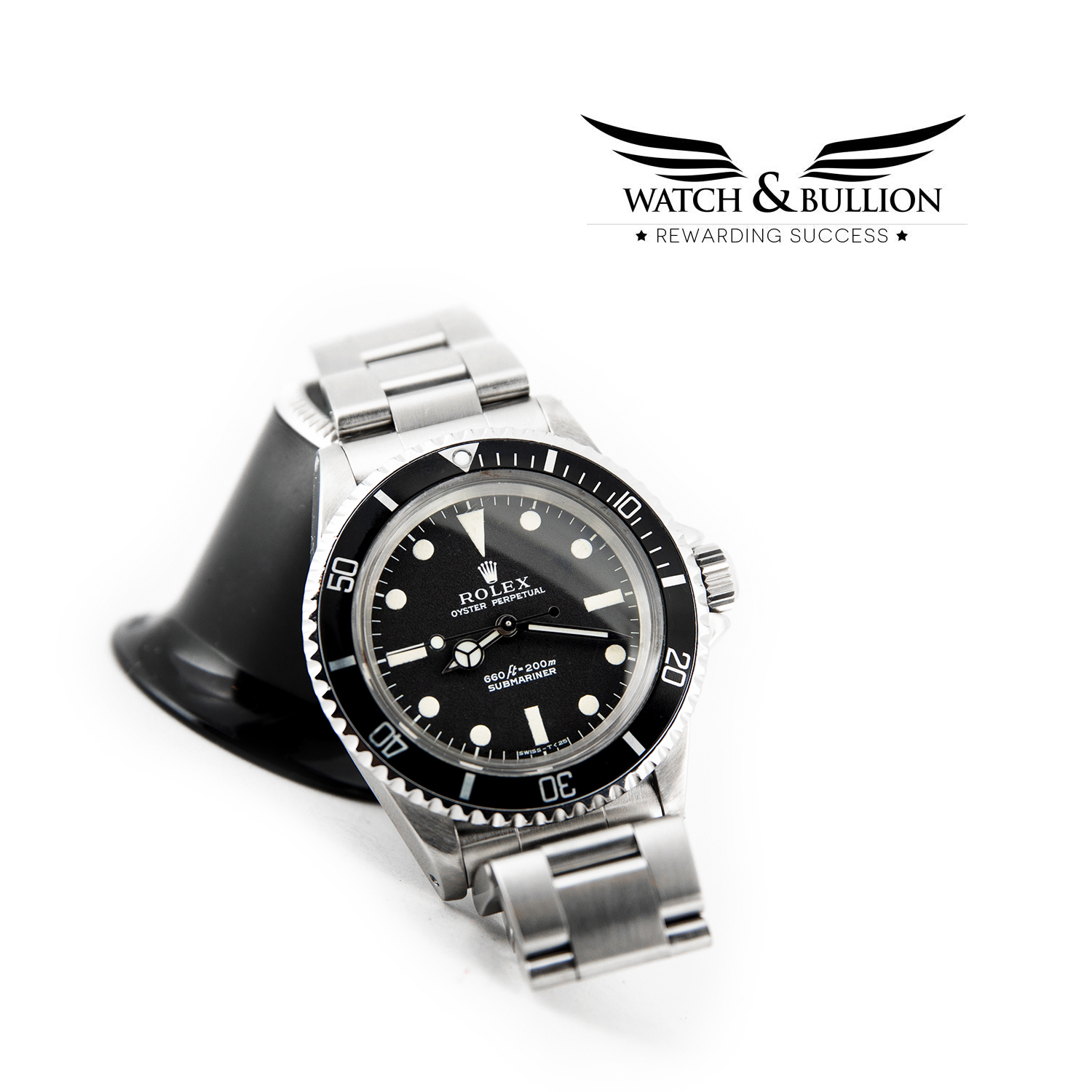 Rolex Submariner 5513 (No Date) 1970 Matte Dial