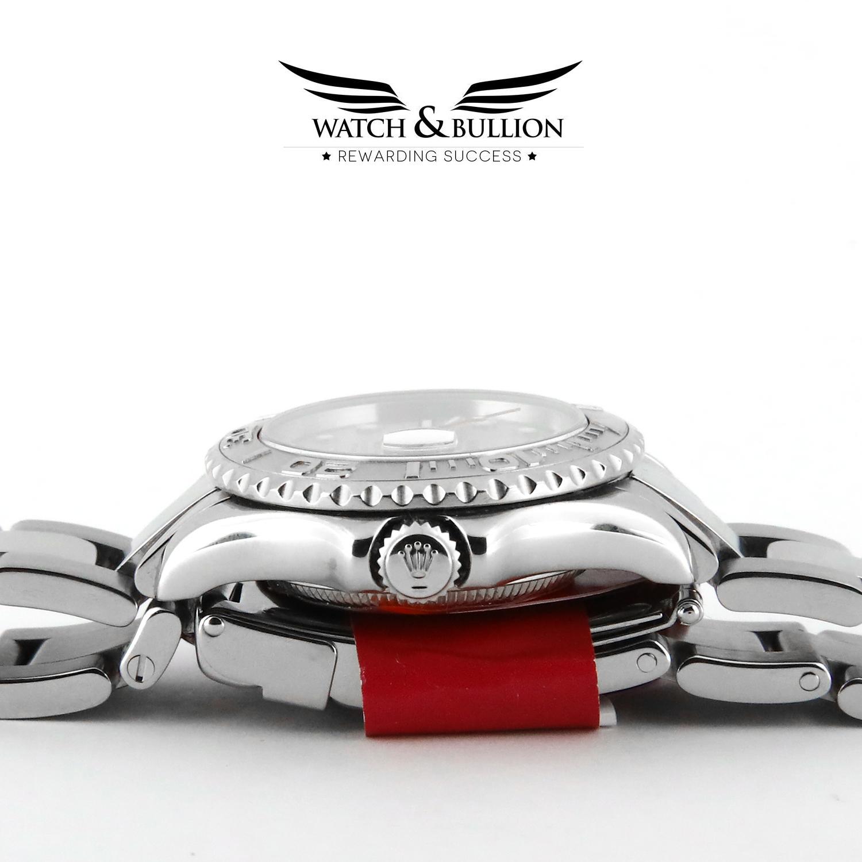 Rolex Yacht-Master Steel and Platinum 29mm