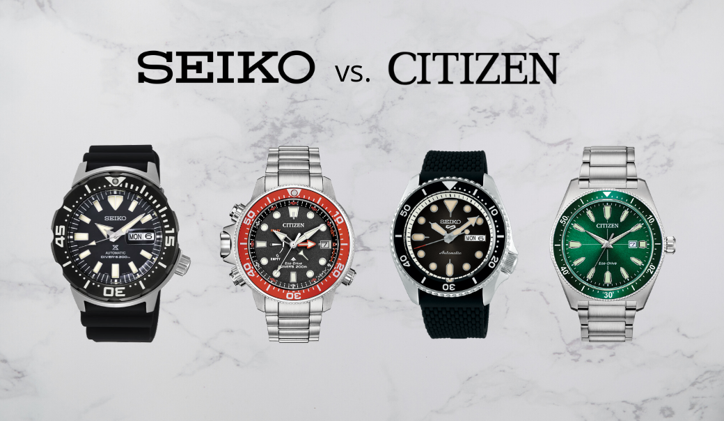 seiko vs citizen comparison