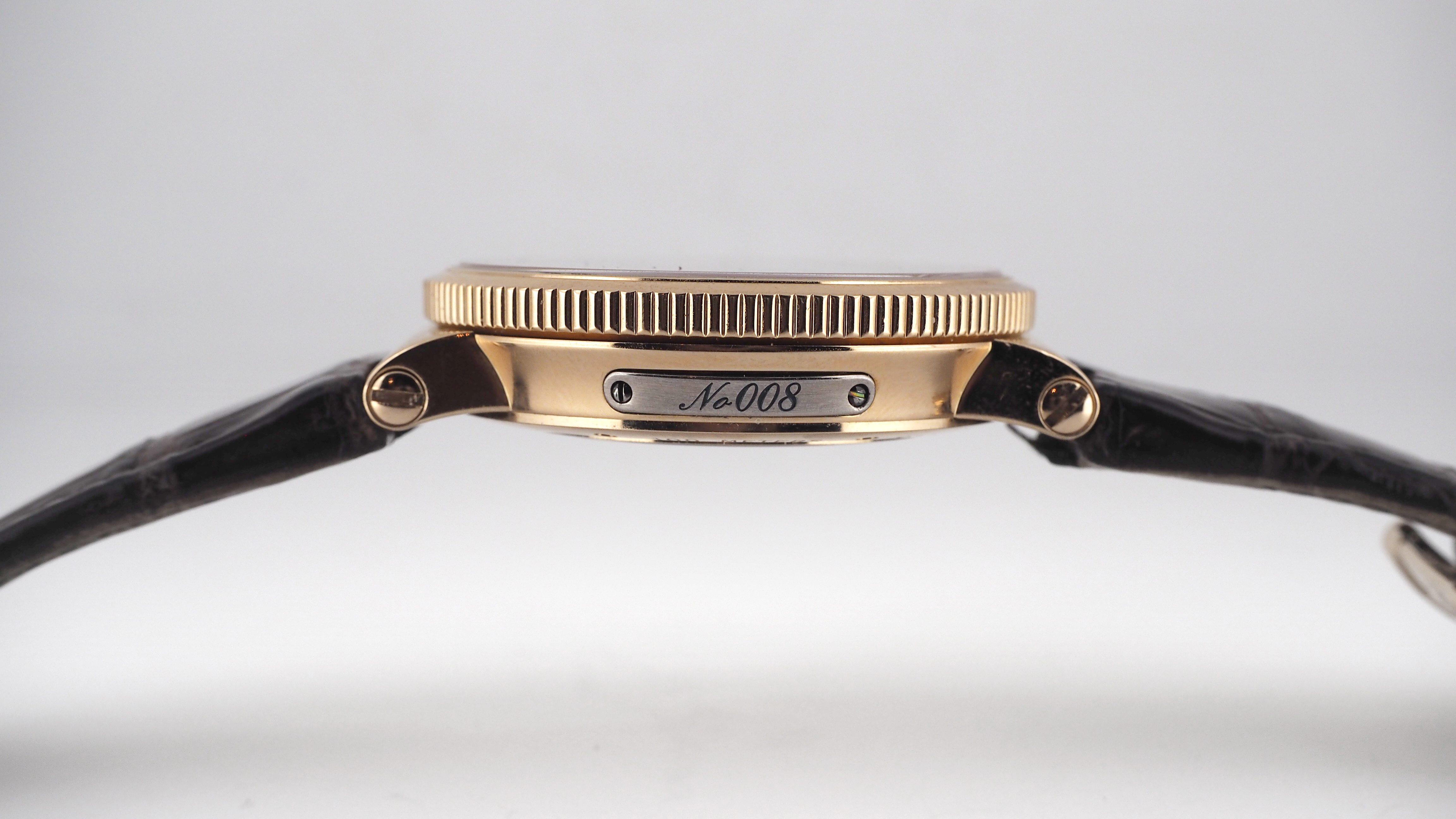 Ulysse Nardin 160th Anniversary Marine Chronometer