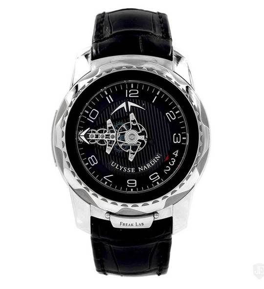 Ulysse Nardin FreakLab White Gold Men's Watch 2100-138