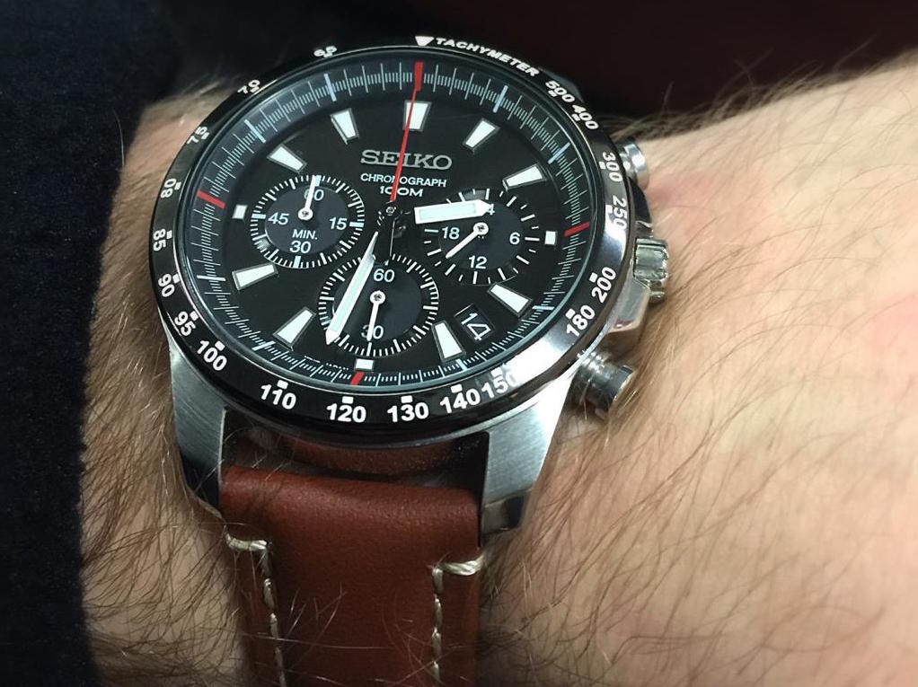 best seiko chronographs list