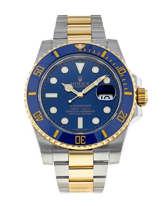 Submariner Bluesy reference 126613LB